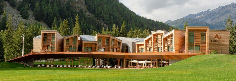 campZero Active Luxury Resort Champoluc