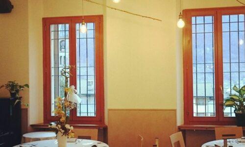 Comoda, funzionale, ottimo ristorante