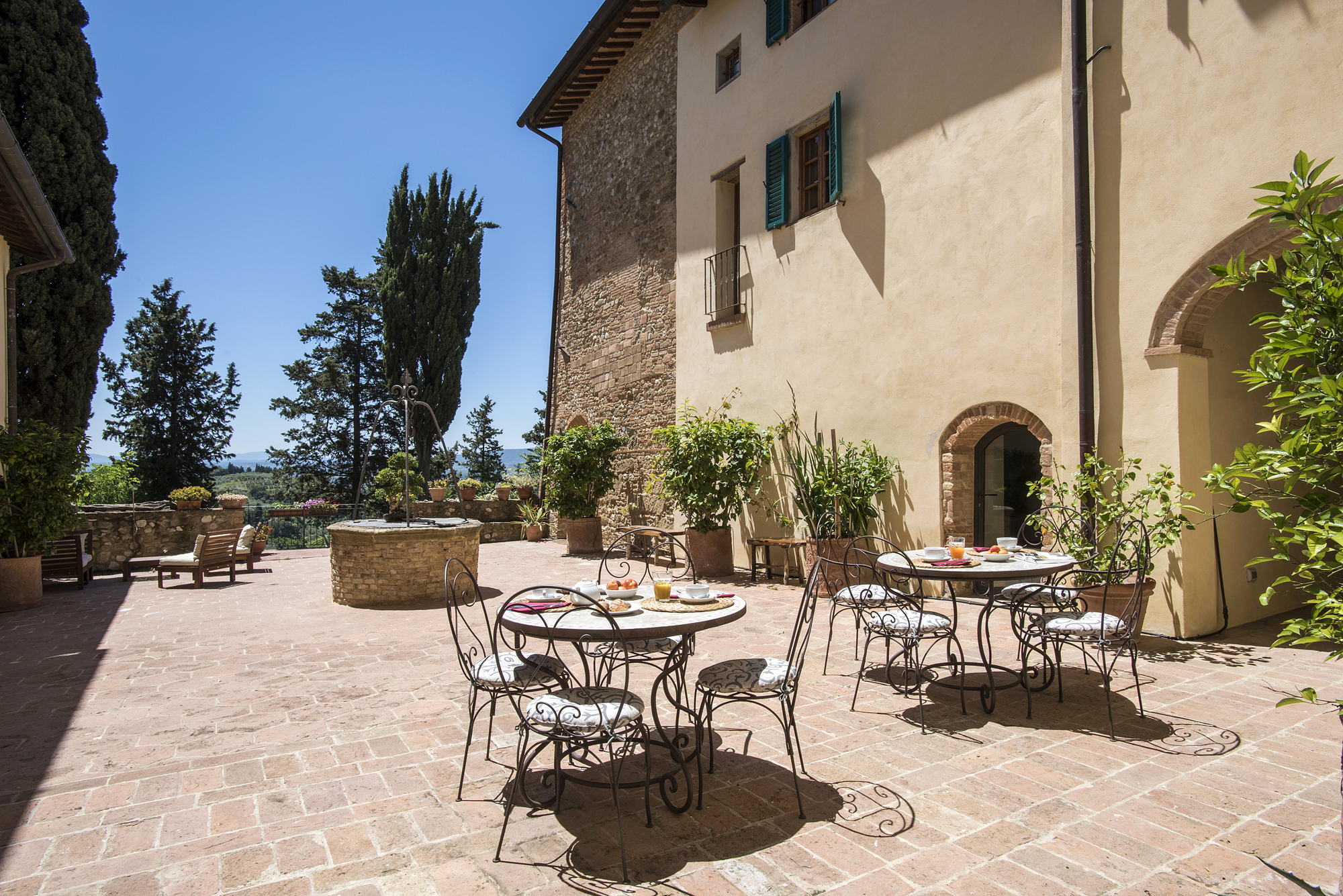 EViaggio - il Paluffo Tuscan Villa