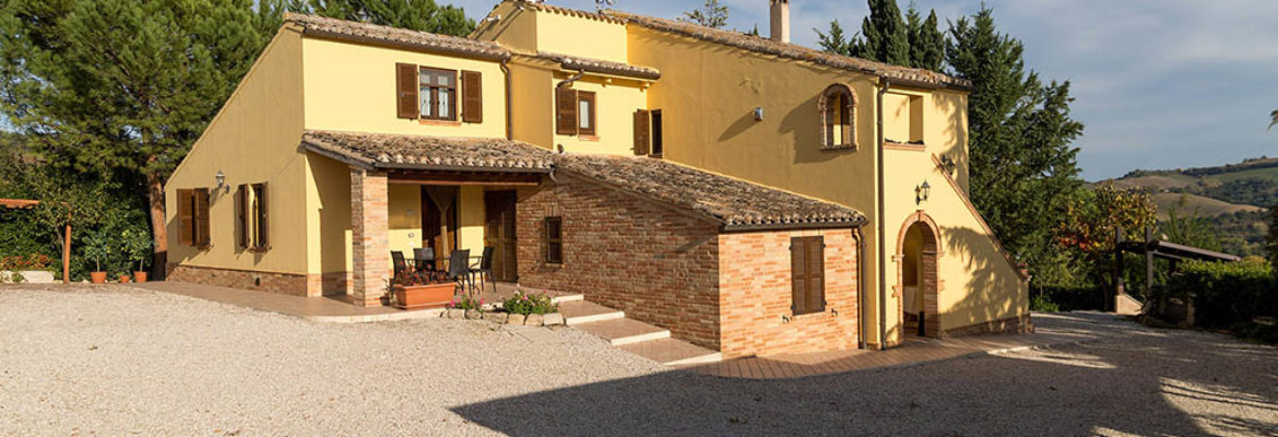 Agriturismo Colle Indaco & Wellness – Centro Benessere