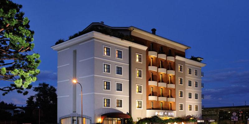 Poli Hotel **** e Ristorante La Fornace
