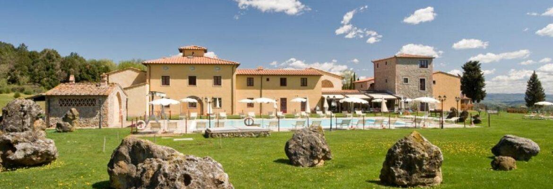 Hotel Casolare Le Terre Rosse
